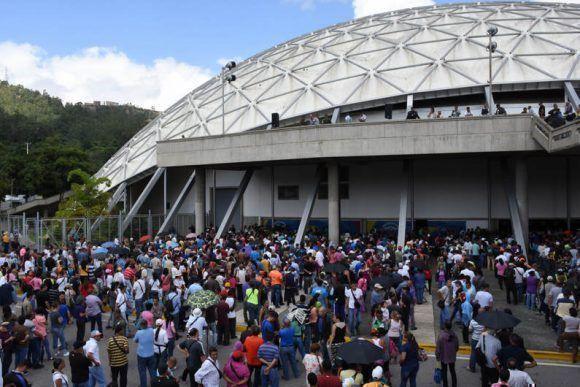 Masiva participación del pueblo venezolano en comicios para Asamblea Constituyente (+ Fotos)