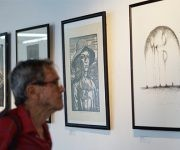 Más de medio siglo de gráfica cubana. Foto: Leysi Rubio/ Cubadebate