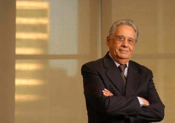 Fernando Henrique Cardoso. Foto tomada de BCC Conferenciantes.
