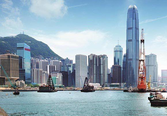 En Hong Kong, el 80 por ciento de sus habitantes tienen sus descargas sanitarias abastecidas con agua salada. Foto: Arcadis.