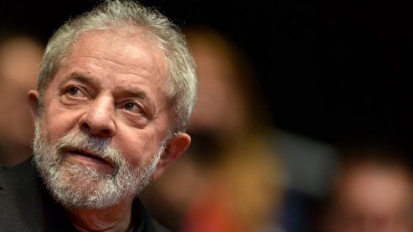 Lula. Foto tomada de BBC.