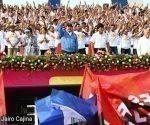 Los jóvenes nicaragüenses son hoy los principales protagonistas de la Revolución Sandinista.