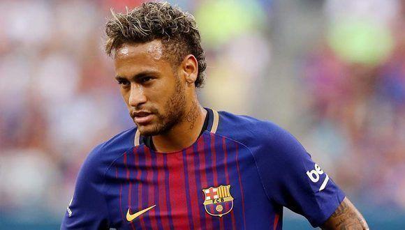 Neymar. Foto tomada de Diez.