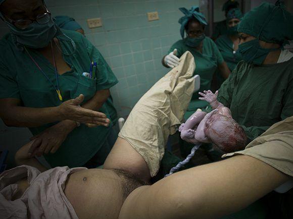 Nacimiento. Foto: Irene Pérez/ Cubadebate.