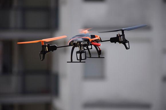 Con la ayuda de un dron, condenado a cadena perpetua en pudo huir. Foto tomada de Pandasecurity.