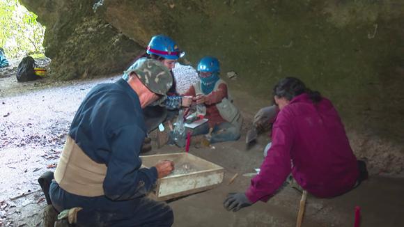 El Río Canímar demuestra su impronta como hábitat de las comunidades que nos antecedieron.