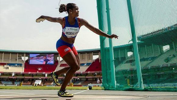 Silinda Morales will today seek a medal in world youth Athletics Championship