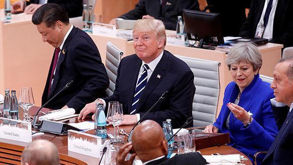"""Todos los miembros del G20, salvo EEUU, pedirán la """"rápida"""" implementación del Acuerdo de París. Foto tomada de Russia Today."""