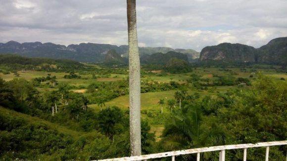 Valle de Viñales. Foto: Odalys Piloto Fernández / Cubadebate
