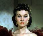 """Vivien Leigh en su histórica actuación en """"Lo que el viento se llevó""""."""