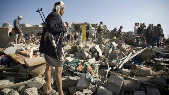 Yemen. Foto tomada de El Estímulo.