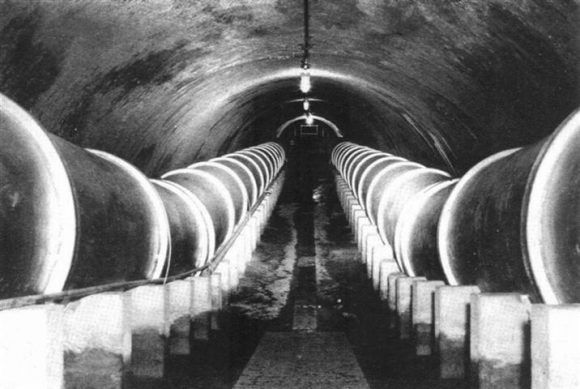 Conductoras del acueducto. Foto: Archivo