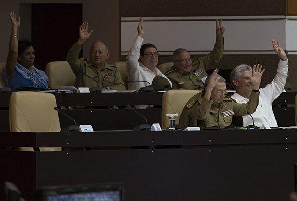 Parlamento cubano aprueba Ley de las Aguas Terrestres. Foto: Irene Pérez/ Cubadebate.