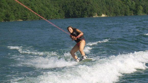 cable-ski