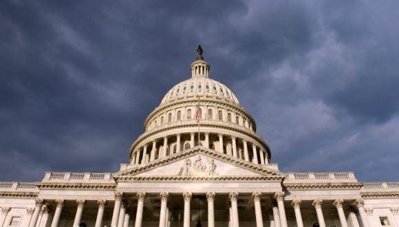 Capitolio de Washington. Foto: AP.