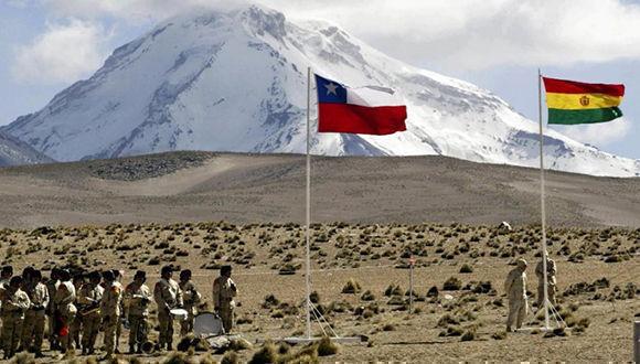 Frontera entre Chile y Bolivia. Foto: RCN Radio.