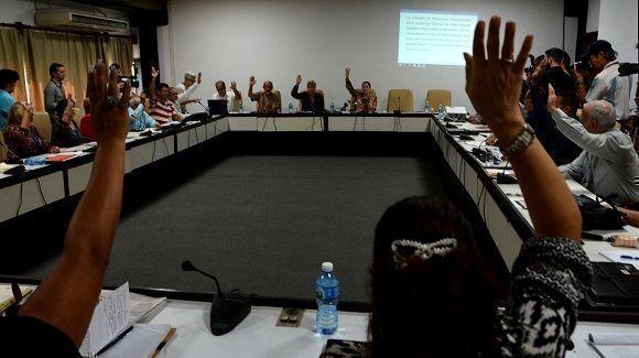 Respaldan diputados posición de Cuba ante cambio de política de EE.UU.