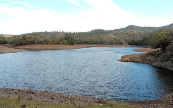 El sistema Agabama-Gramal es uno de los más afectados de la provincia de Villa Clara. Foto: Ramón Barreras Valdés/Vanguardia/ Archivo.