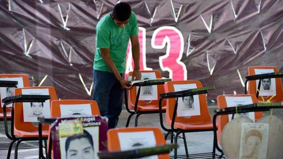 En La Gavia podría despejarse la incógnita del paradero de los 43 estudiantes de la Escuela Normal de Ayotzinapa. Foto: Getty Images.