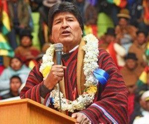 El presidente de Bolivia, Evo Morales Ayma. Foto: Reuters.