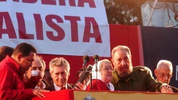 A 11 años del último viaje de Fidel al exterior (+ Fotos)