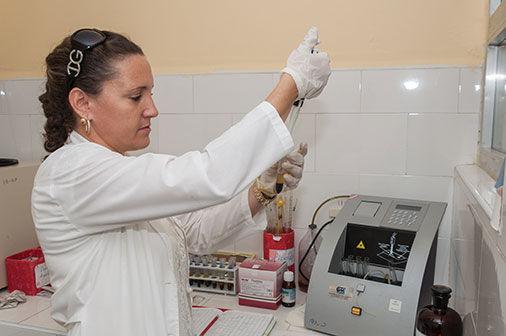 Pinar del Río, la ciencia avanza. Foto: Jaliosky Ajete / Guerrillero