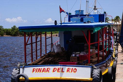 Pinar del Río, tierra de pescadores. Foto: Jaliosky Ajete