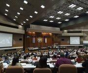 Mañana tendrá lugar el Noveno Período Ordinario de Sesiones de la Octava Legislatura del Parlamento cubano. Foto: Irene Pérez/ Cubadebate.