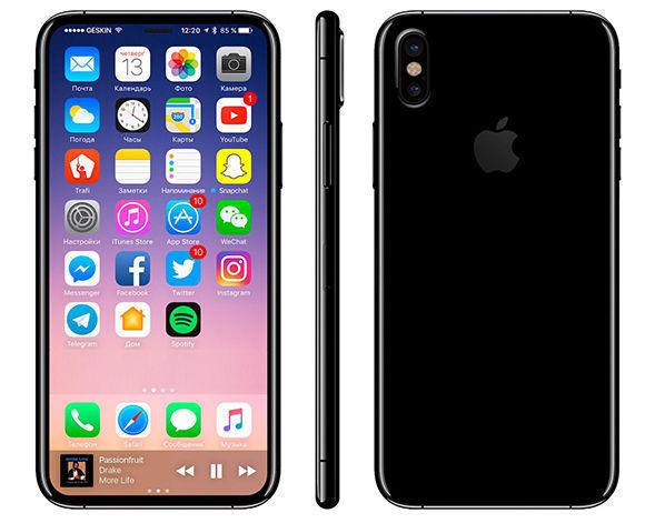 Algunas de las características que no estaría disponible en el lanzamiento del iphone8 sería la carga inalámbrica. Foto tomada de Forbes.