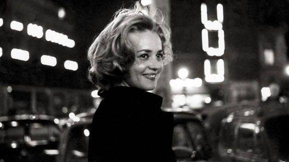 Foto: Jeanne Moreau en una escena de 'Ascensor para el cadalso' (1958)