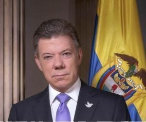 Llegará este domingo a Cuba Presidente de Colombia