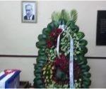 Tributo a García olivera en el Salón de los Mártires. Foto: Autor con su celular