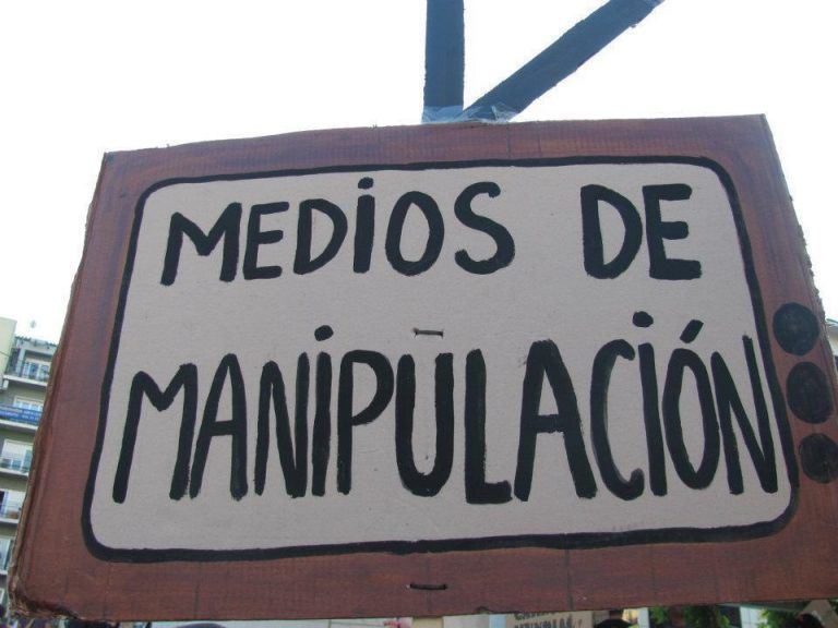 Media manipulation about Venezuela