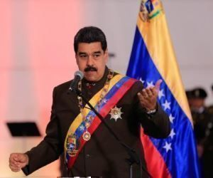 Presidente Nicolás Maduro Moros. Foto: AVN.