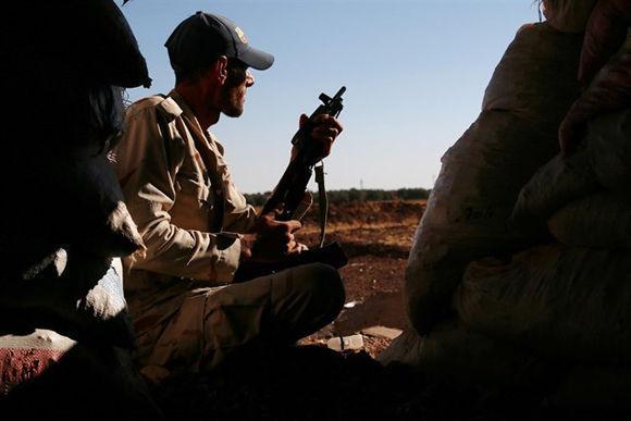 La oposición siria advierte de que el fin del programa de armas de la CIA podría llevar a su colapso. Foto: Reuters.