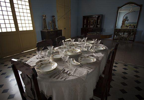 Muestra permanente del museo provincial Pinar del Río. Foto: Irene Pérez/ Cubadebate.