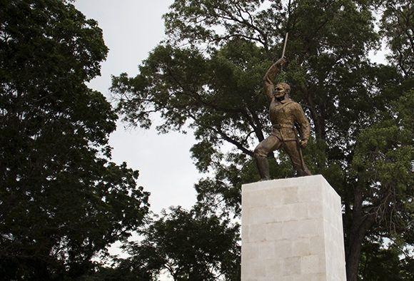 En el lugar conocido por Las Taironas, los días 17 y 18 de enero de 1896 se desarrolló una de las batallas más memorables de la Invasión a Occidente, dirigida por el General Antonio Maceo. Foto: Irene Pérez/ Cubadebate.