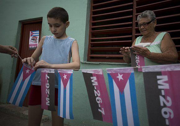 Los vueltabajeros celebran otro julio de victorias. Foto: Irene Pérez/ Cubadebate.