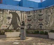Wilfredo Lam y su Jungla en Sagua la Grande, Villa CLara. Foto: Ismael Francisco/Cubadebate.