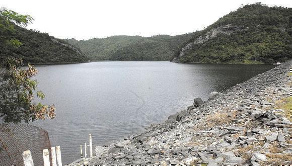 La presa Hanabanilla, uno de los puntales del abasto de agua a la capital provincial y a varios asentamientos del Plan Turquino. Foto: Vanguardia/ Archivo.