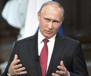 El presidente de Rusia, Vladimir Putin. Foto: Archivo.