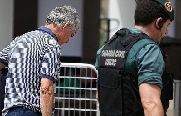 Villar, un excentrocampista del Athletic de Bilbao y de la Selección Española, llevaba 29 años al frente de la RFEF. Foto: Reuters.