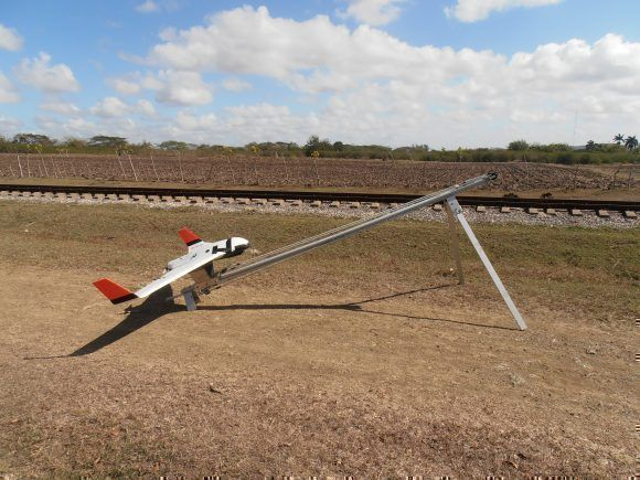El empleo de los drones para la agricultura de precisión representa una de las líneas de investigación más consolidadas del GARP.
