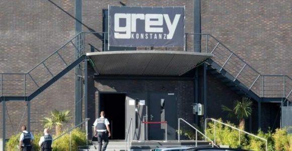 Discoteca Grey, al sur de Alemania, donde se ha producido el tiroteo. / EFE