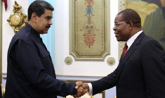 Venezuela y Angola suscriben acuerdos de cooperación para el desarrollo diamantífero