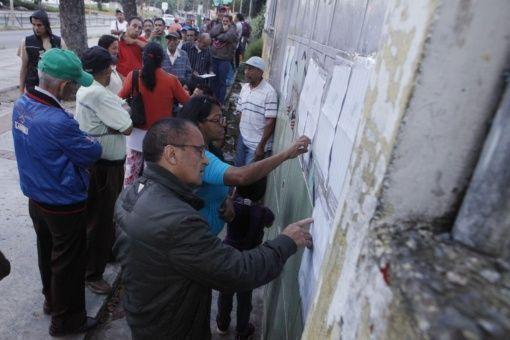 El CNE de Venezuela precisó que el 99,5 por ciento de las mesas de votación en el país están operativas. | Foto: teleSUR