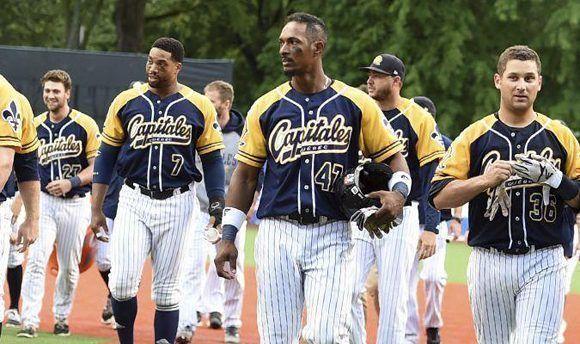 Gracial tiene promedio de 240 en la Liga Can-Am. Foto: capitalesdequebec.com