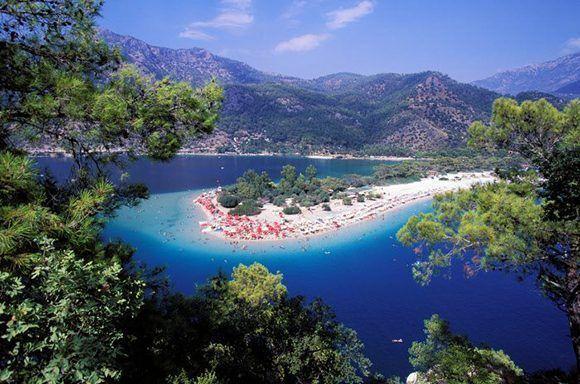 Ölüdeniz, Turquía Foto: Gtres.