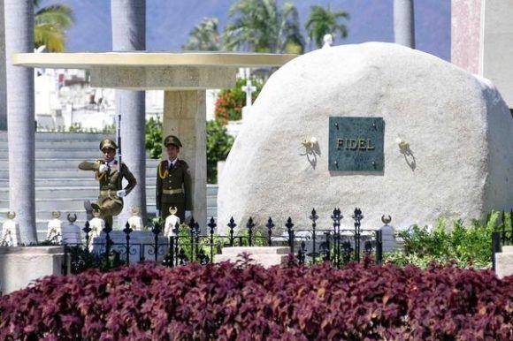La historia que anida el sitio eterno de Fidel Castro