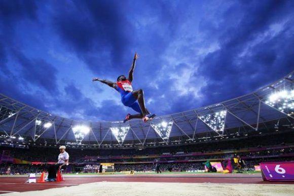 Massó en Londres. Foto: Getty Images.